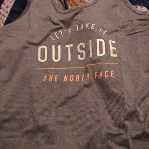 NWT north face tank size XL
